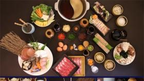 Thưởng thức lẩu Shabu Shabu và Sukiyaki